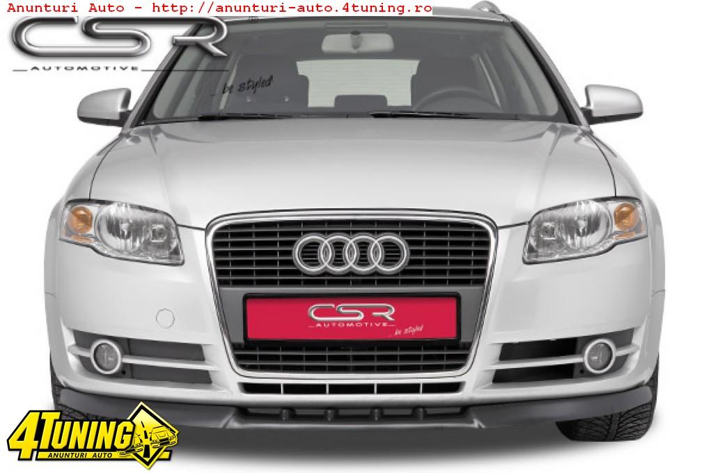 Spoiler Prelungire Bara Fata Audi A4 B7 2004 2008 CSL009
