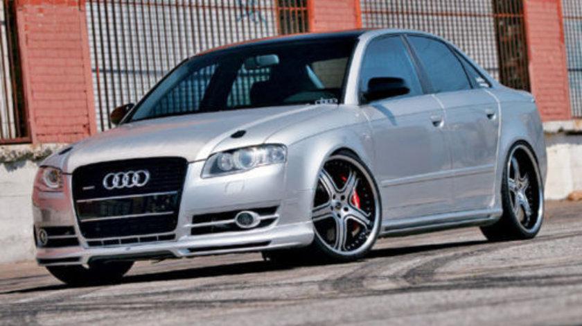 Spoiler Prelungire Bara Fata Audi A4 B7 ABT SLine RS4 S4 Line ver 3
