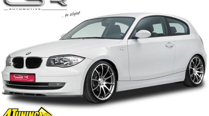 Spoiler Prelungire Bara Fata BMW Seria 1 E81 E87 2007 2011 CSL016