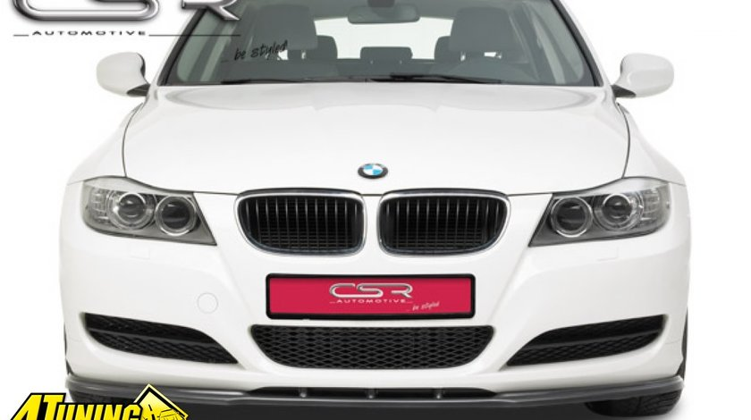 Spoiler Prelungire Bara Fata BMW Seria 3 E90 LCI E91 LCI facelift CSL003