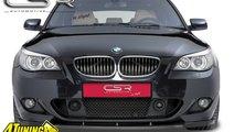 Spoiler Prelungire Bara Fata BMW Seria 5 E60 61 M Packet M Technic 06 2003 05 2010 CSL067