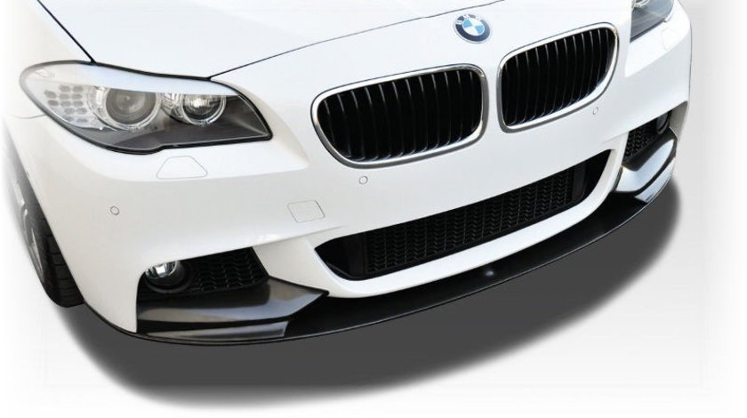 Spoiler / prelungire bara fata BMW seria 5 F10 F11  M-Performance