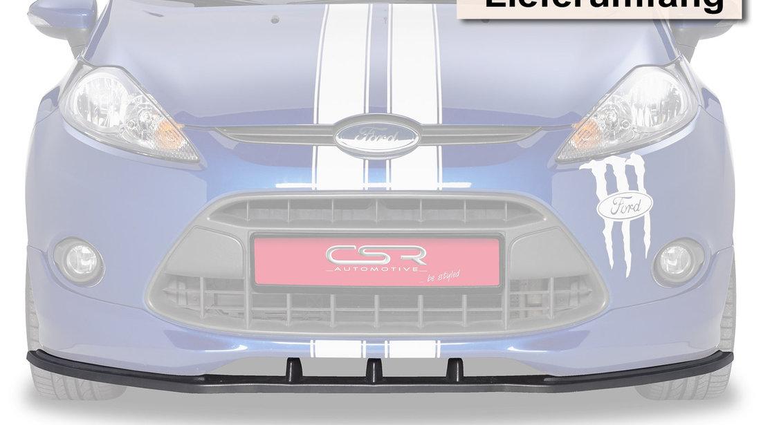 Spoiler Prelungire Bara Fata Ford Fiesta MK7 10 2008 02 2013 CSL058 si ST CSL121