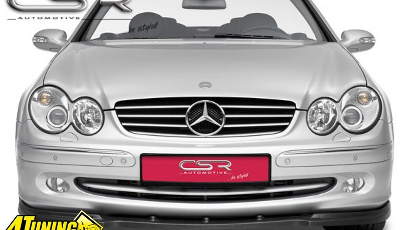 Spoiler Prelungire Bara Fata Mercedes CLK W209 2002 2005 CSL070