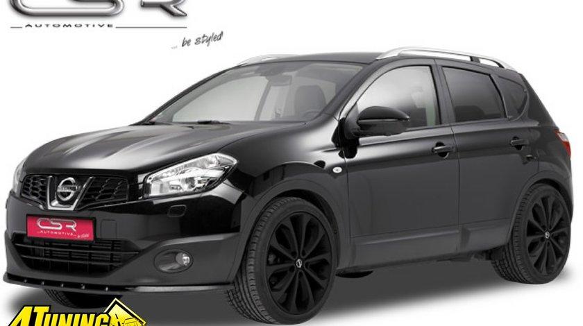 Spoiler Prelungire Bara Fata Nissan Qashqai dupa 2010 CSL051
