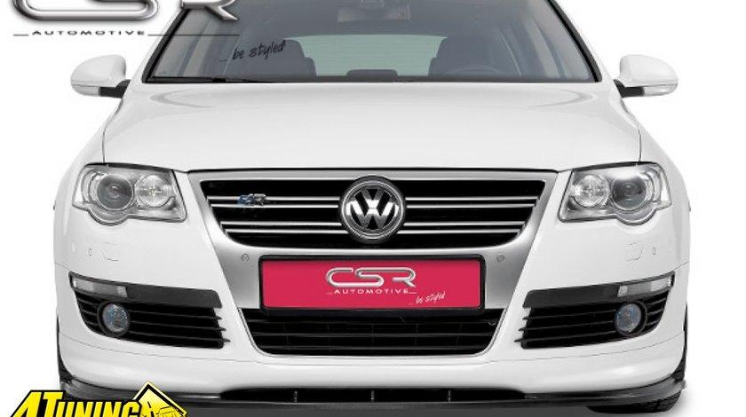 Spoiler Prelungire Bara Fata VW Passat 3C B6 R line 03 2005 07 2010 CSL040