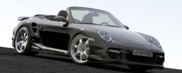 Sportec SP600 Porsche 911 Turbo Cabrio