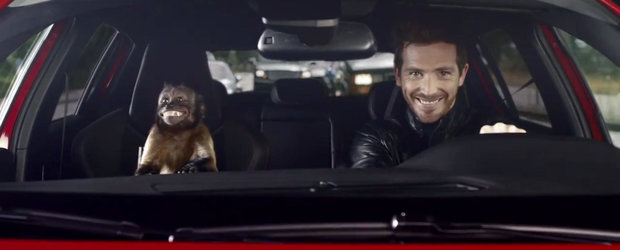 Spotul noului Peugeot 308 GTI ne intampina cu... mafioti, maimute si muscle car-uri