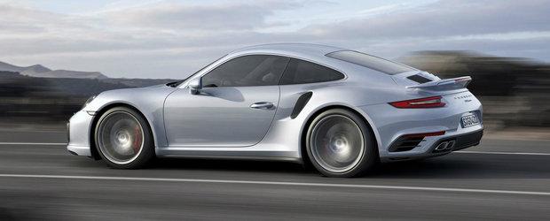 Spotul noului Porsche 911 Turbo surprinde latura practica a modelului sport german