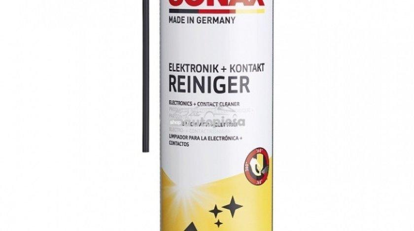 Spray curatare componente si contacte electrice SONAX 400 ML SO460300 - produs NOU
