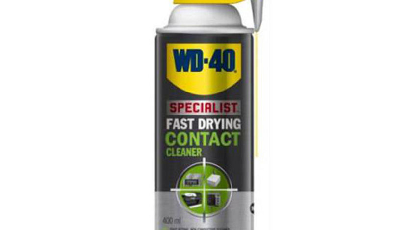 Spray curatare contacte electrice WD40 400ML cod intern: 780015