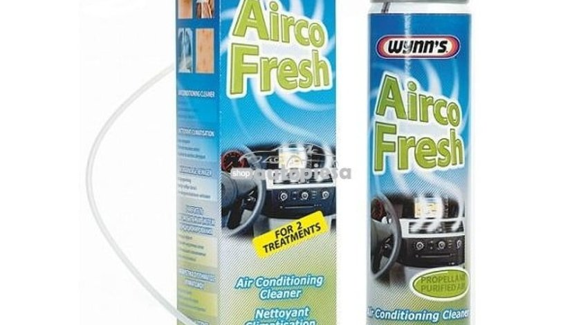 Spray curatare sistem aer conditionat Airco Fresh WYNNS 250ml W30202 piesa NOUA