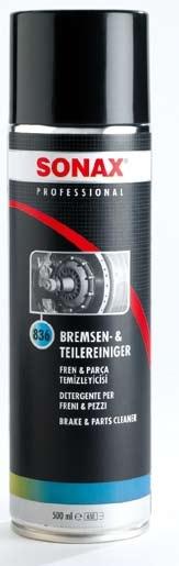 Spray curatare sistem franare si ambreiaj Sonax Professional, 500 ml cod intern: SO836400