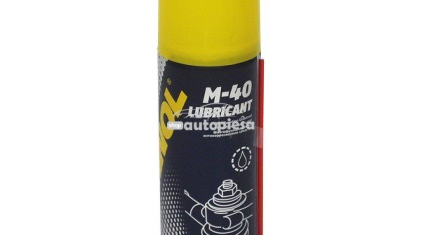 Spray lubrifiant multifunctional MANNOL M40 200 ml 22358 - produs NOU