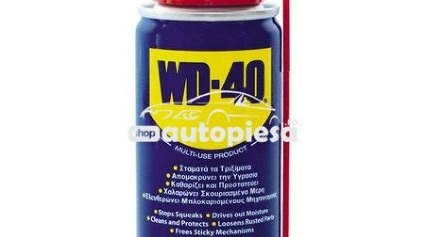 Spray lubrifiant multifunctional WD40 100 ml 780000 piesa NOUA