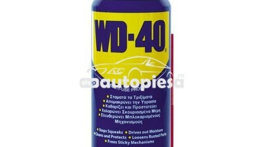 Spray lubrifiant multifunctional WD40 200 ml 780001 piesa NOUA