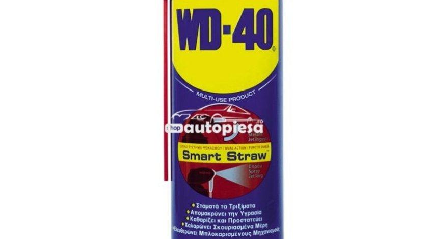 Spray lubrifiant multifunctional WD40 Smart Straw 450 ml 780003 piesa NOUA