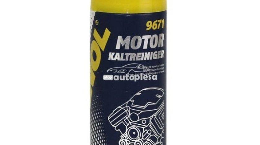 Spray pentru curatarea motorului MANNOL 450 ml 26198 piesa NOUA