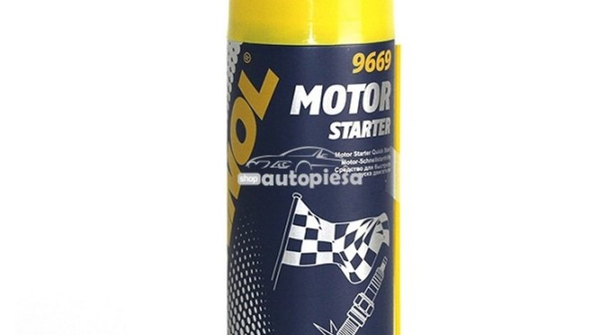Spray pornire motor MANNOL 450 ml 22361 - produs NOU