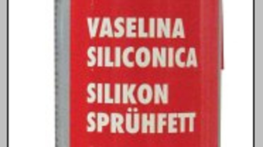 Spray vaselina alba cu silicon Wurth, 500 ml cod intern: 893 223
