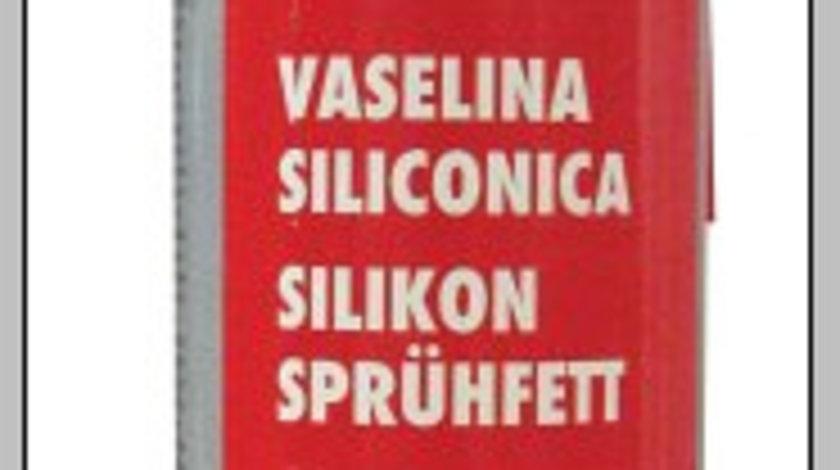 Spray vaselina alba cu silicon Wurth, 500 ml