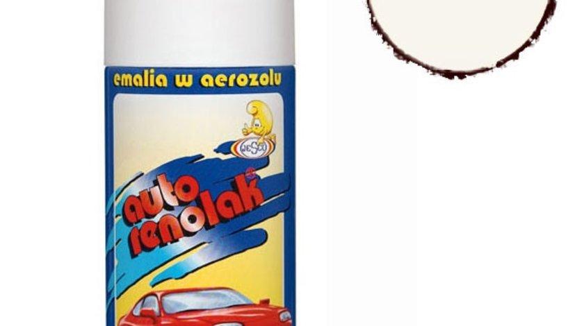 Spray vopsea Alb DAEWOO 11U 150ML Wesco Kft Auto