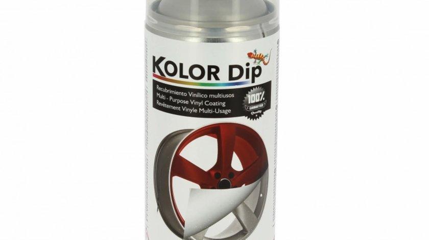 Spray vopsea cauciucata Kolor Dip Transparent Shine 400ml
