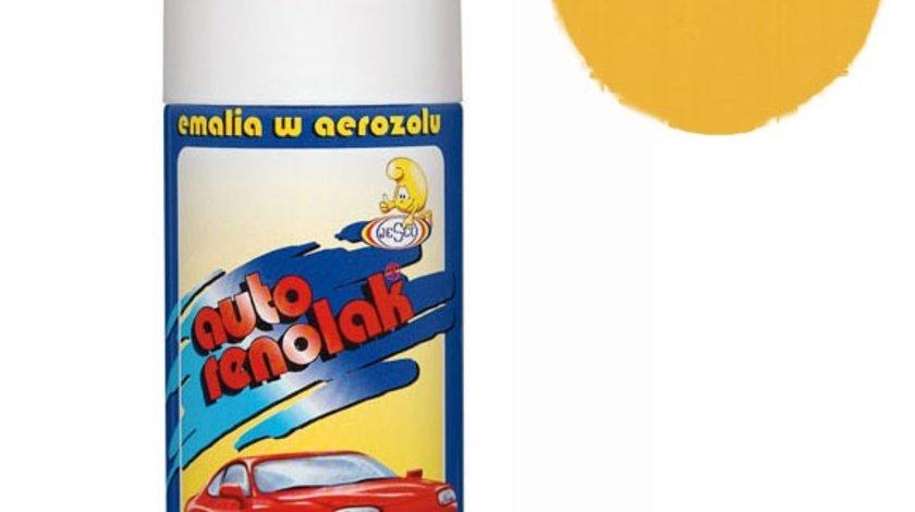 Spray vopsea Galben L-60 150ML Wesco Kft Auto
