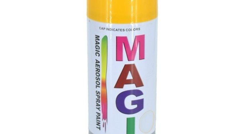Spray vopsea MAGIC GALBEN 440 400ml AutoCars