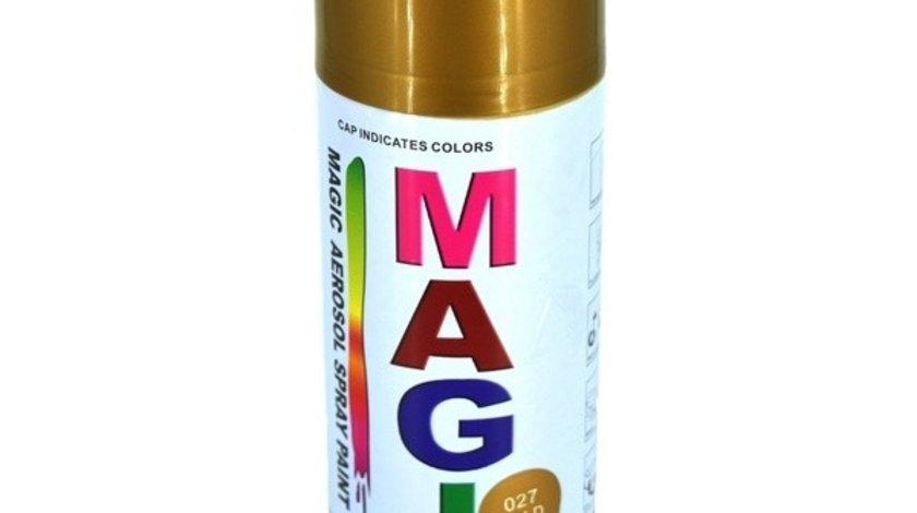 Spray vopsea MAGIC GOLD 027 400ml. VistaCar