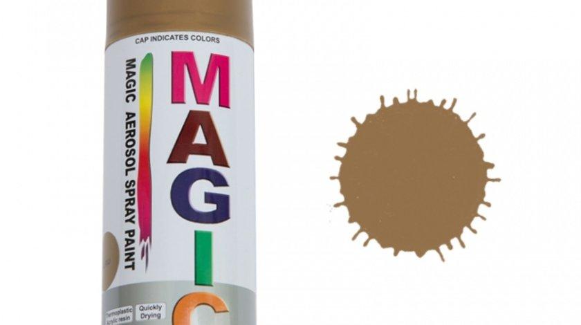 Spray vopsea MAGIC Gold(auriu) , 400 ml.