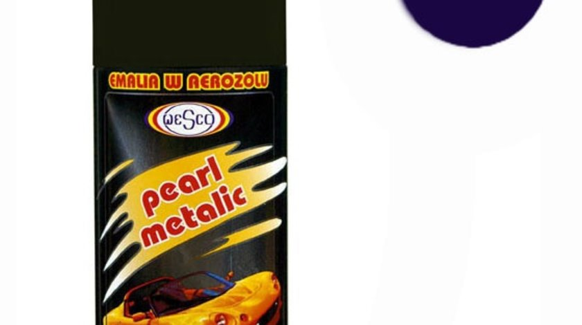 Spray vopsea metalizat Purpuriu 27U 150ML