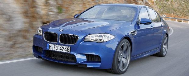 Spune-ti parerea: BMW M5 diesel - cum ti se pare?