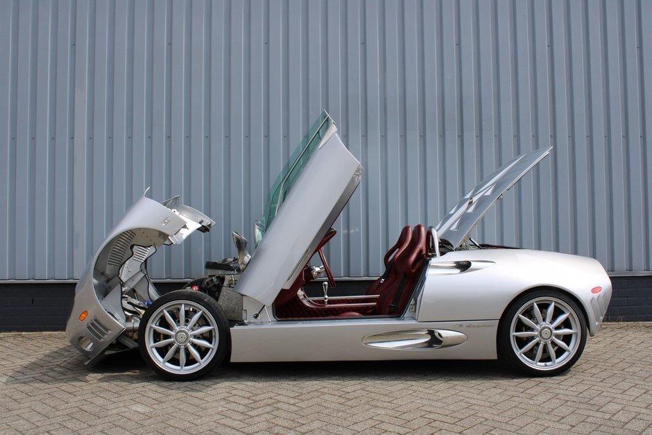 Spyker C8 Spyder de vanzare