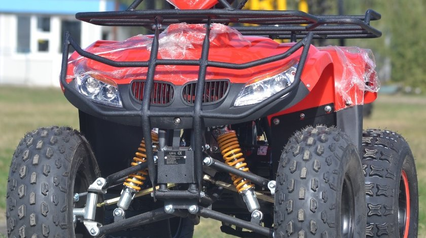 SRL-ANALUK: ATV Bmw 125 CC  Monster-Speed