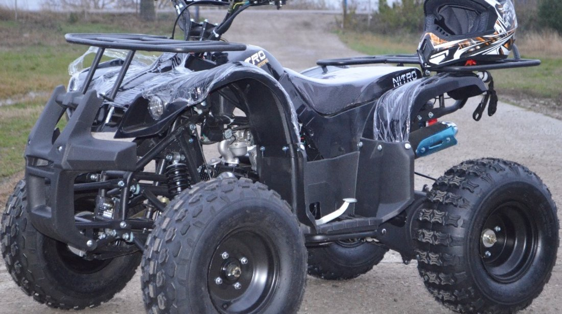 SRL-ANALUK: ATV Grizzly R8 125 CC Monster-Speed