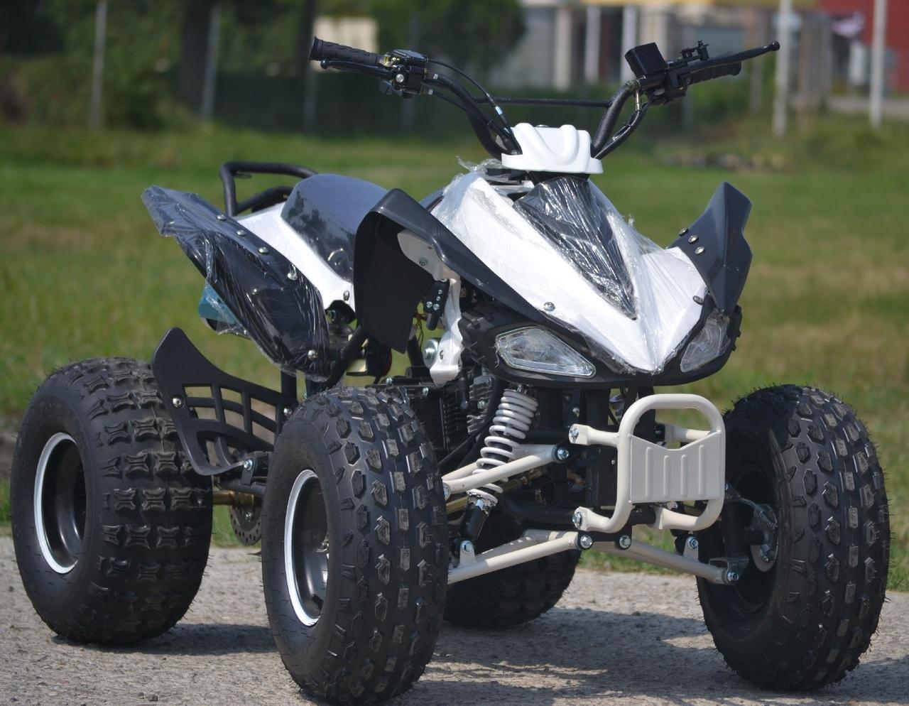 SRL-ANALUK: ATV Raptor P7 125 CC Monster-MegaSpeed