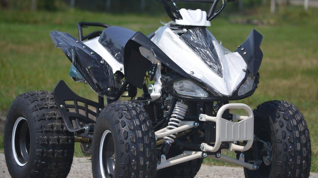 SRL-ANALUK: ATV Raptor P7 125 CC Monster-Speed