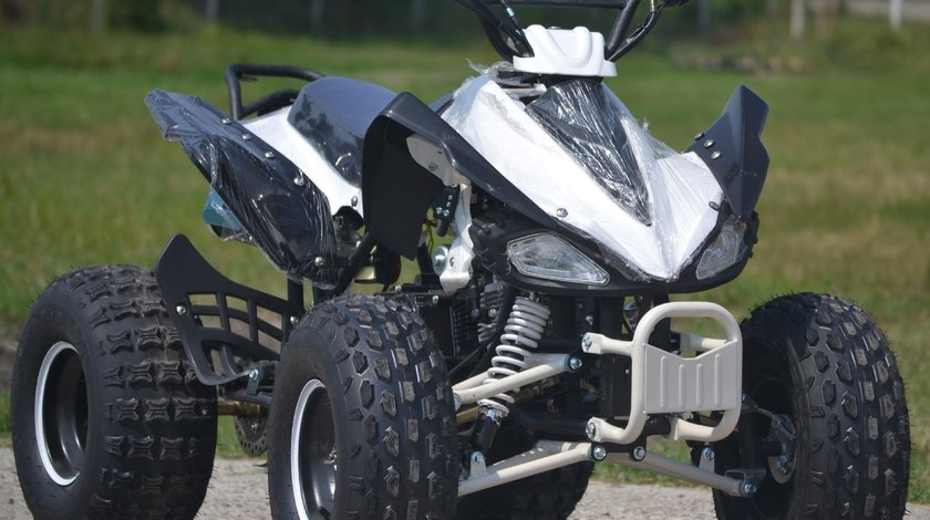 SRL-ANALUK: ATV Raptor P7 125 CC Monster-Speed