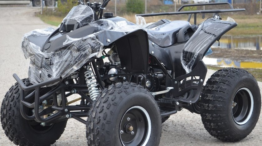 SRL-ANALUK:ATV  Renegade 125 CC Monster-MegaSpeed