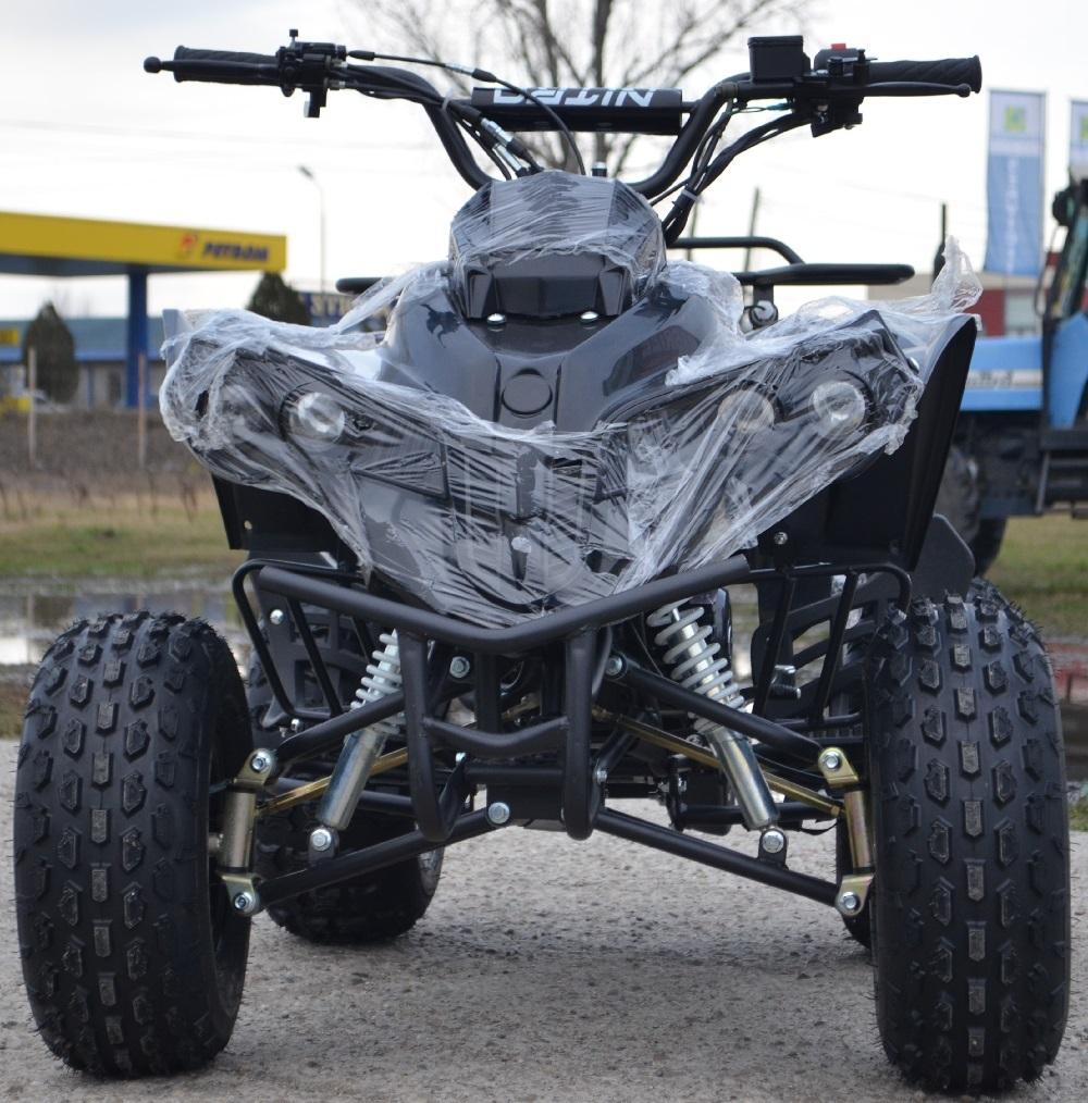 SRL-ANALUK:ATV  Renegade 125 CC Monster-Speed