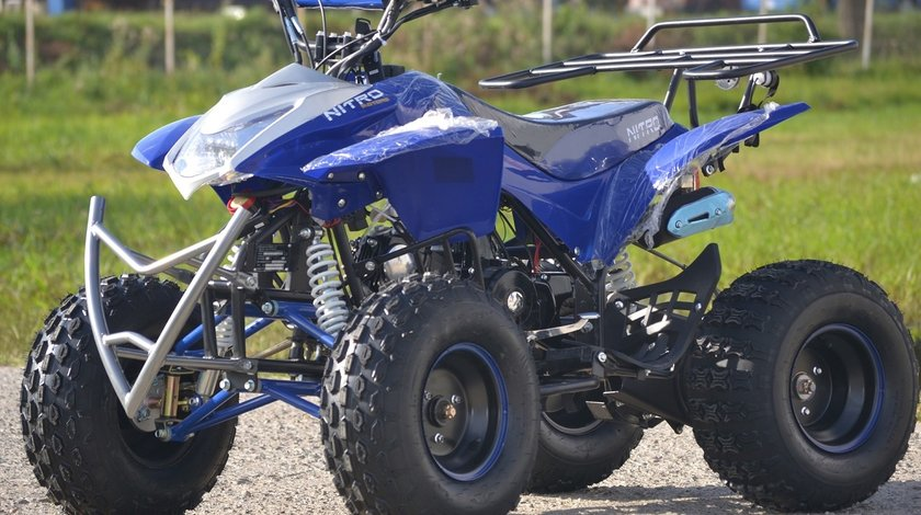 SRL-ANALUK: ATV Sport Quad 125CC  Monster-Speed
