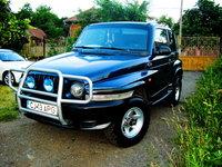 SsangYong Korando 2,3i benzina - GPL 2000
