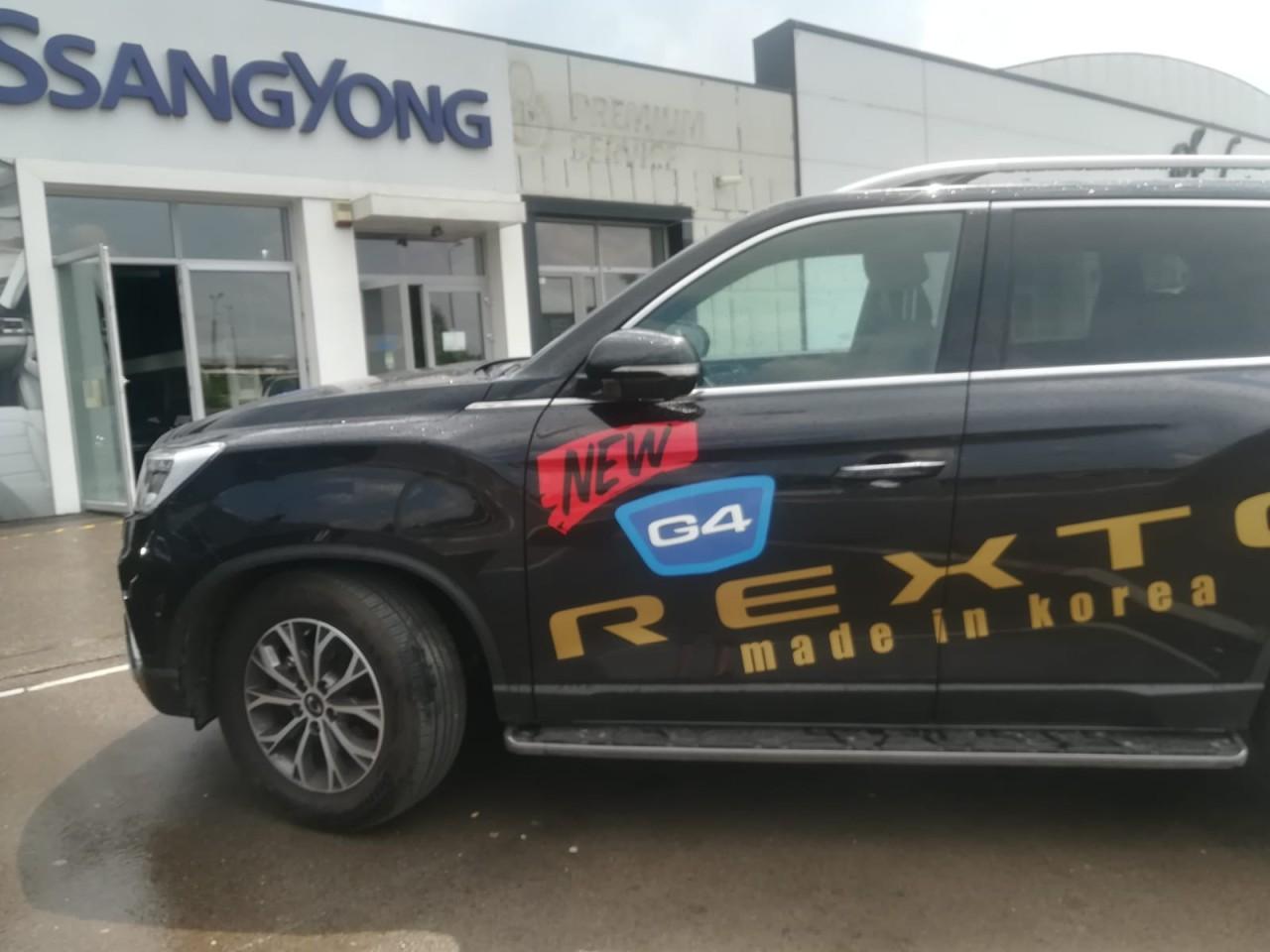 SsangYong REXTON 2,2 2019