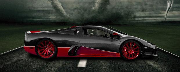 SSC anunta Ultimate Aero XT, o editie speciala de 5 exemplare si 1.300 cai putere