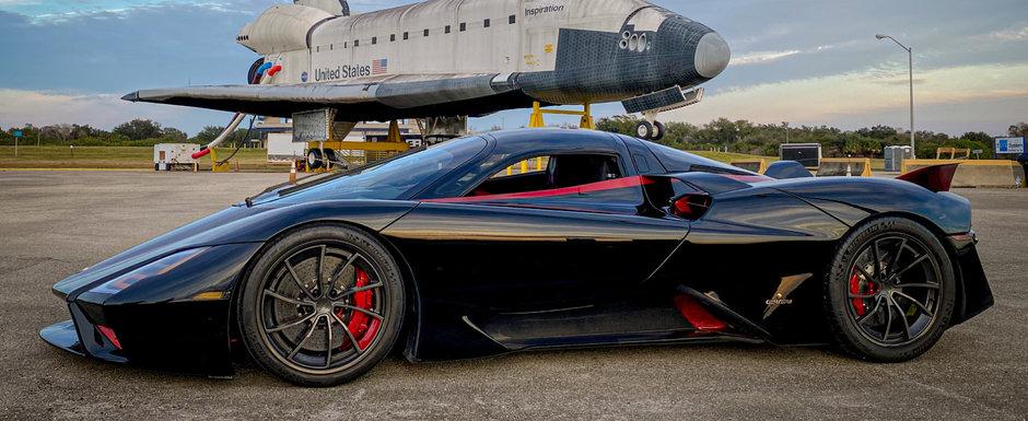 SSC Tuatara a batut Koenigsegg Agera RS si a devenit cea mai rapida masina de serie de pe Pamant