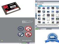 SSD pentru diagnoza cu Mercedes Star C3 DAS XENTRY 09 2014