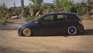 Stance de Romania: Opel Astra Tuning!