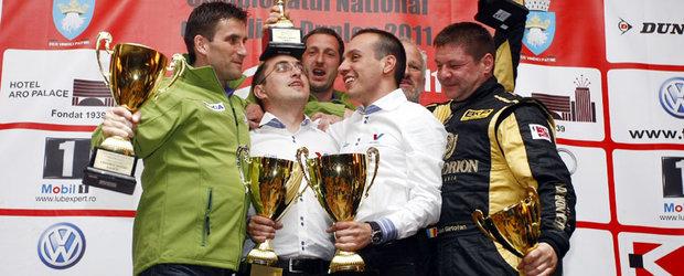 Start cu victorie pentru Vali Porcisteanu si Dan Dobre in CNRD 2011