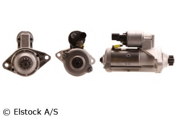 Starter AUDI A3 (8P1) (2003 - 2012) ELSTOCK 25-4146 piesa NOUA